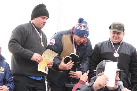 Командное первенство - СЦ Демидовский