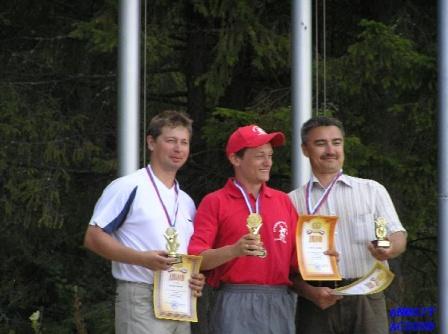 Мужчины призеры