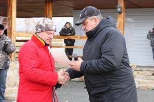 Благодарность Мицукову А.Ф. от ГСК (Неруш Андрей)