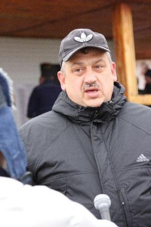Главный судья турнира - судья международной категории Неруш Андрей (Нижний Тагил)